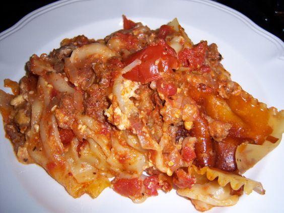 Crock Pot Lasagna Ww) Recipe - Food.com