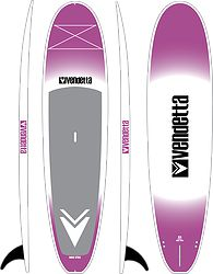 10.6 Monti Cristo Purple SUP Standup Paddle Board Surf