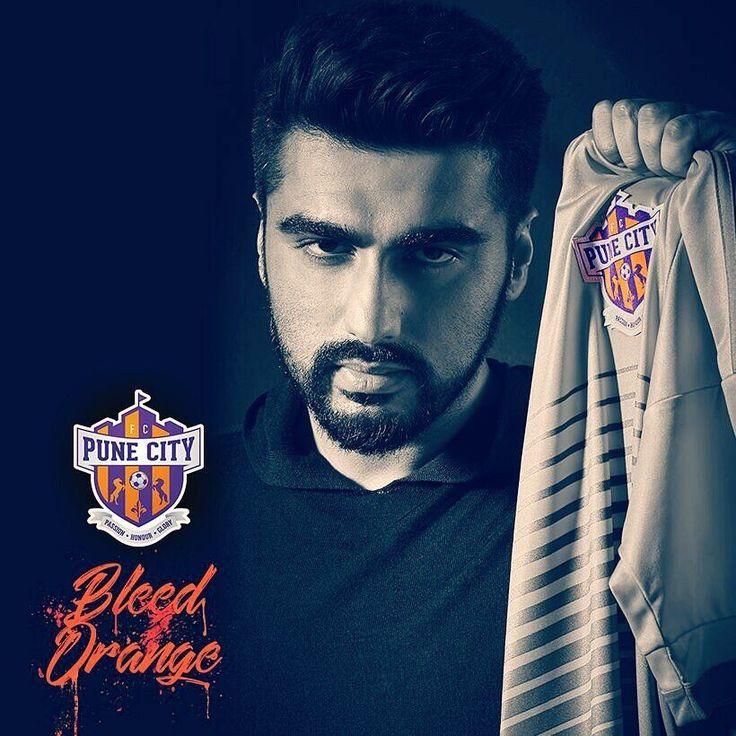 ISL 2017: Arjun Kapoor unveiled as FC Pune City brand ambassador