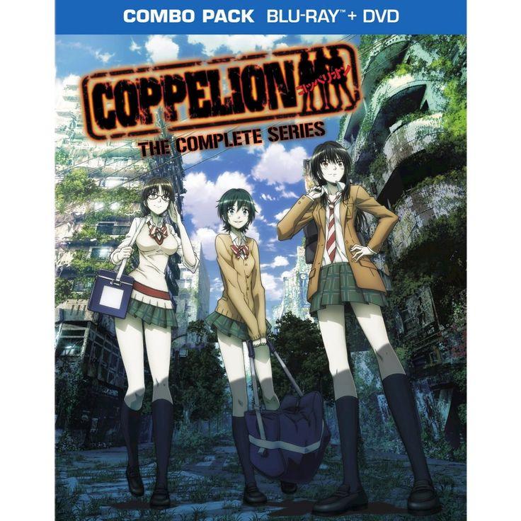 Coppelion (Bluray) Anime news network, Anime, Anime shows
