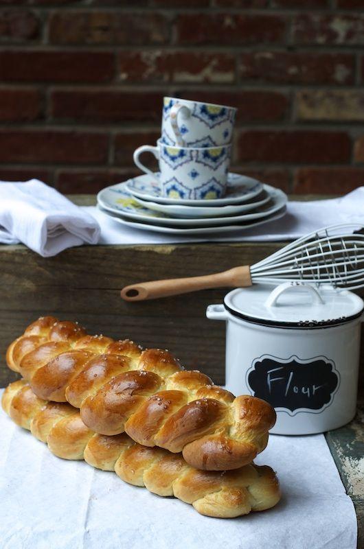 foodwanderings: Finnish Pulla