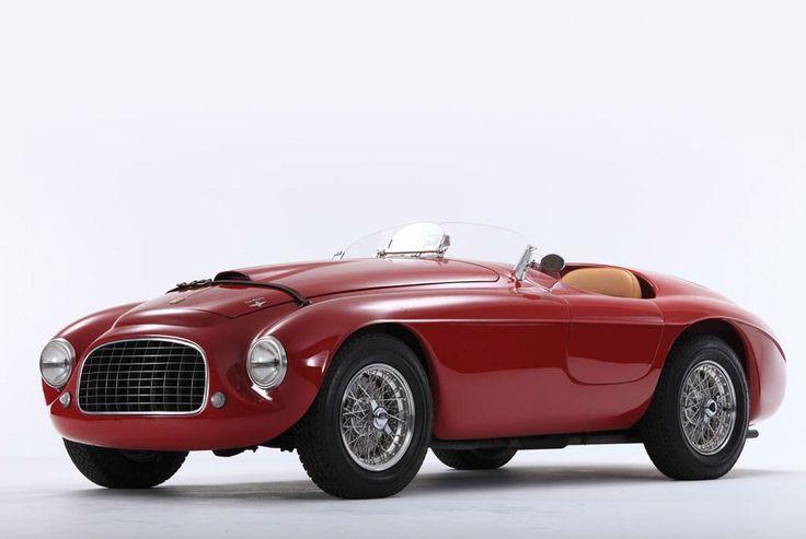 1949 Ferrari 166 MM Touring Barchetta