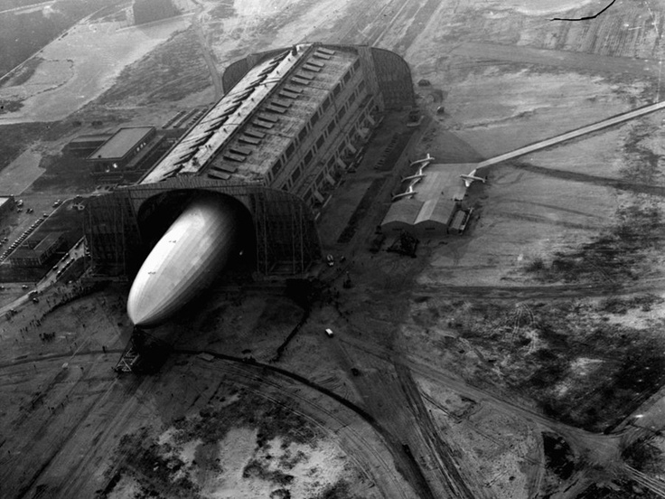 The Incredible Story Of How The Hindenburg Disaster Ended The Era Of The Airships