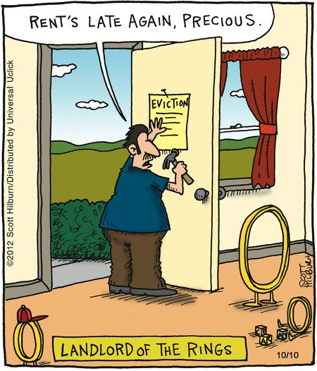 Rent A Property: Property Management Funny Quotes. QuotesGram