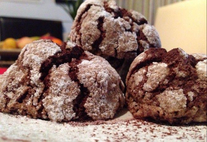 Csokoládés puffancs