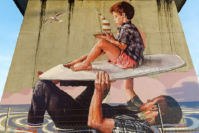 Brisbane Outdoor Art Gallery