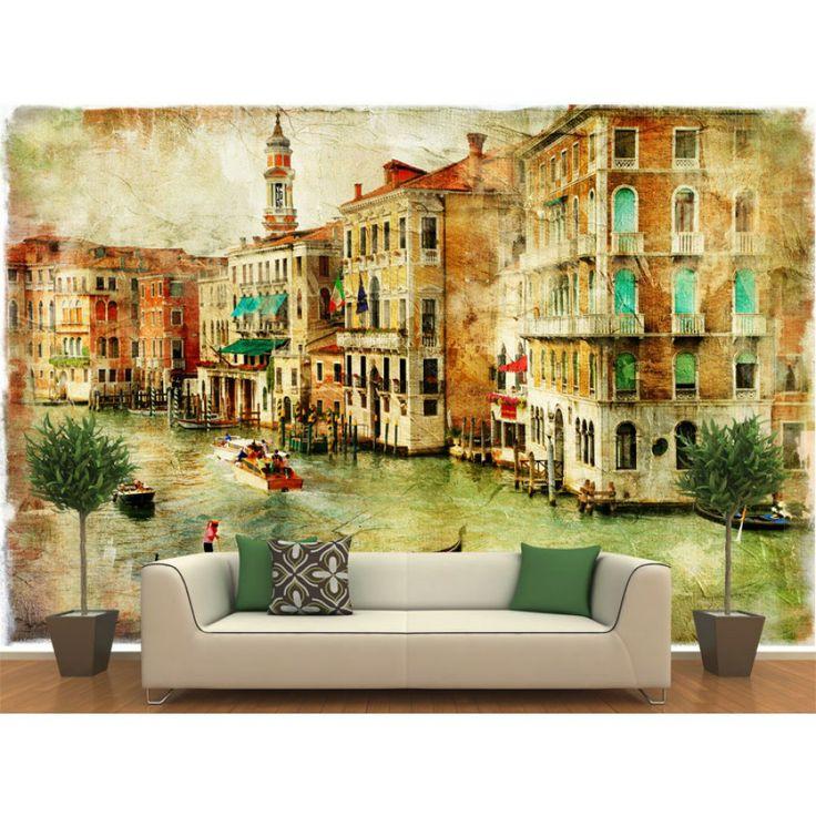 Best 28 Wall Murals & Wallpaper images on Pinterest | Murals, Wall ...