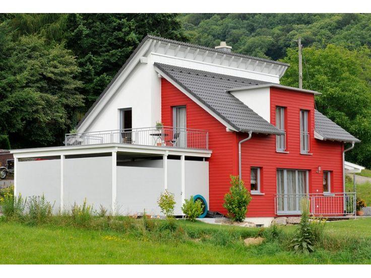 Fassadengestaltung modern pultdach  30 besten Pultdach häuser Bilder auf Pinterest | Pultdach, Wohnen ...