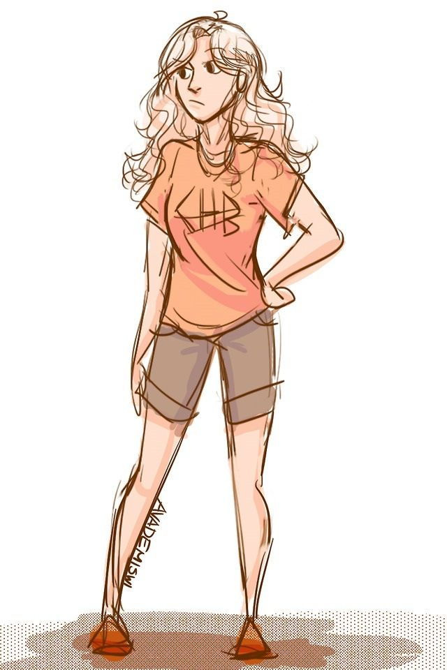 Sorry. I just love Annabeth.
