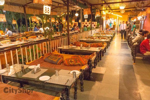 Brace yourselves for an experience at SHYAM VILLAGE..  #Restaurant #Food #GujaratiFood #PunjabiFood #Eatery #Family #VegFood #Khichdi #Rotlo #Kebab #PaneerTikka #Sizzler #Biryani #CityshorAhmedabad