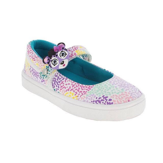 Bumbums and Baubles Girls Olivia Sneaker