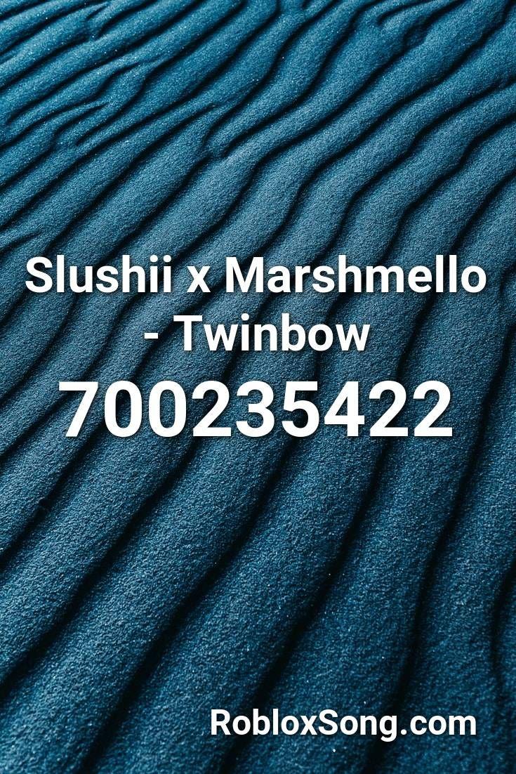 Slushii X Marshmello Twinbow Roblox Id Roblox Music Codes In