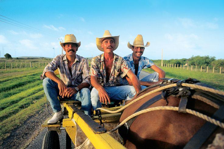 Cowboys - Cuban style!