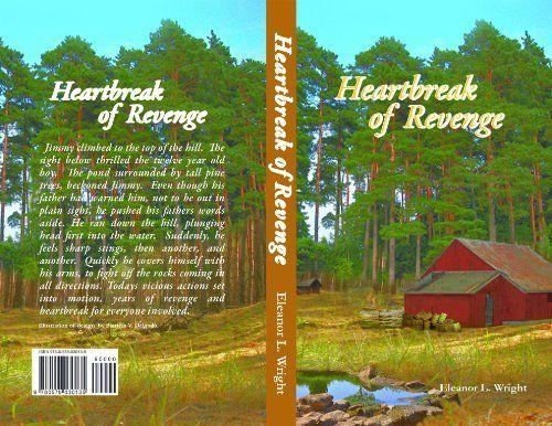 Heartbreak Of Revenge by Eleanor Wright. $4.31. 178 pages