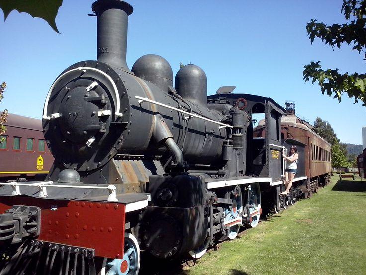 En ferrocarril