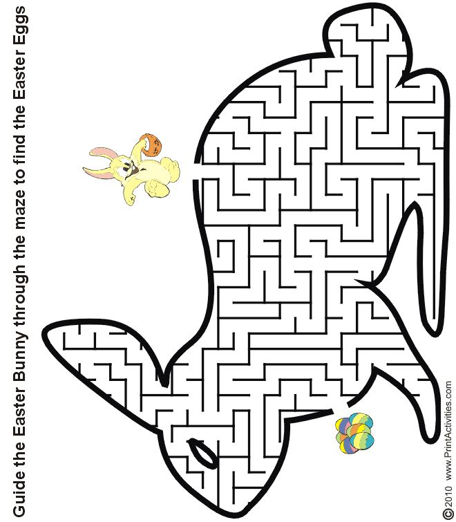 159 best images about Mazes on Pinterest Free printable