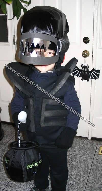 alien halloween ideas for costumes - Alien Halloween Masks