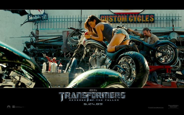 Megan Fox Transformers 2 Still