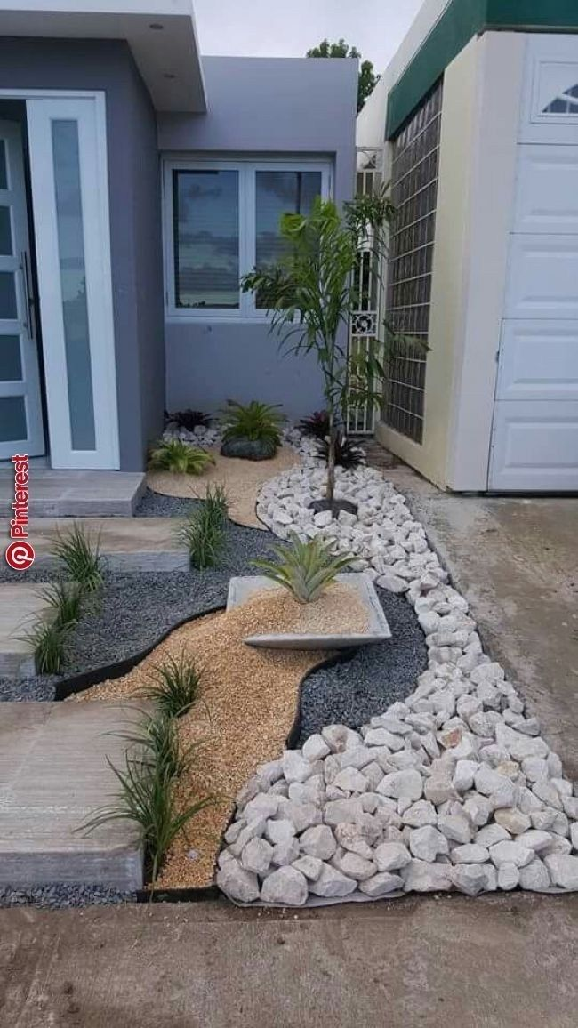 41 easy landscaping ideas for your front yard 19