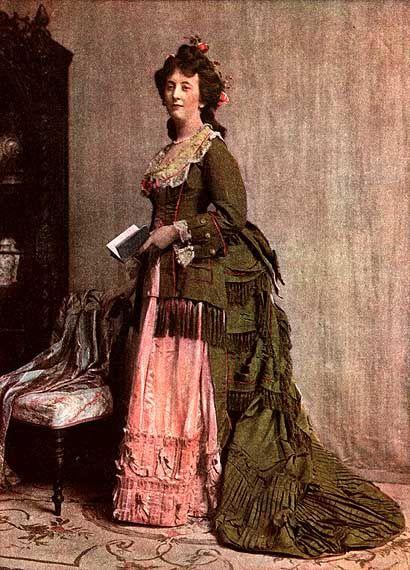 19th century costume