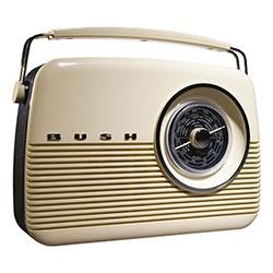 BUSH DAB+ Digital Retro Radio with AM/FM/LW at $89.00 in Digital Radios- WANT WANT WANT