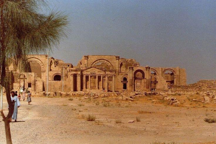 4 lugares históricos destruídos pelo Estado Islâmico e pela Guerra Civil na Síria