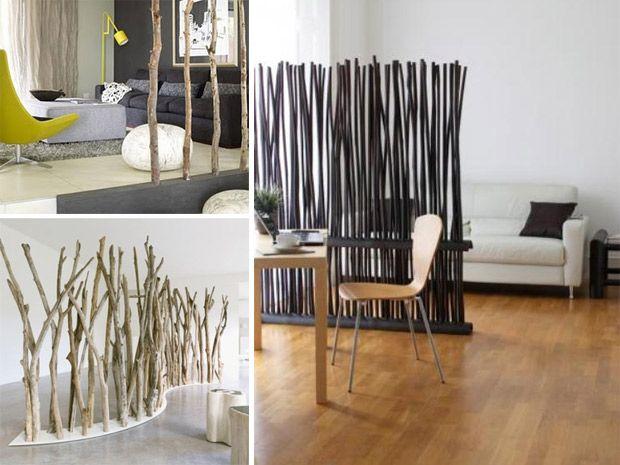 Come creare dei divisori fai da te per il salotto - Rubriche - InfoArredo - Arredamento e Design per la tua casa