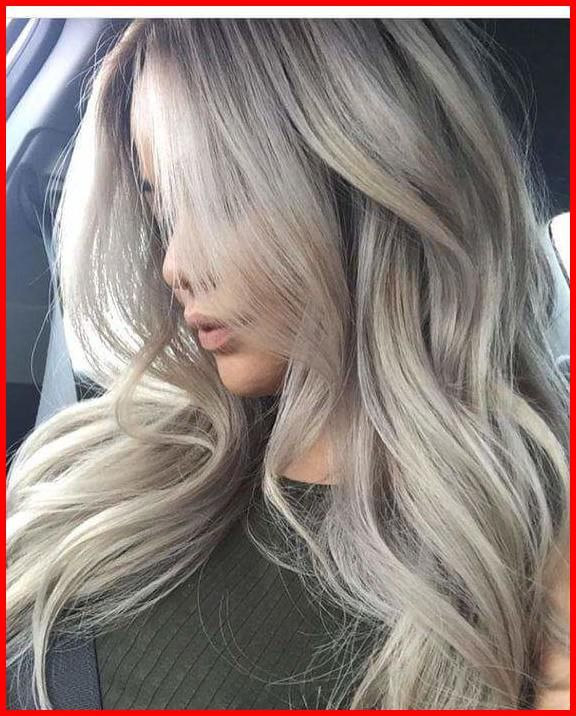 Light Ash Blonde Short Hairstyles Ash Blonde Is One Of The