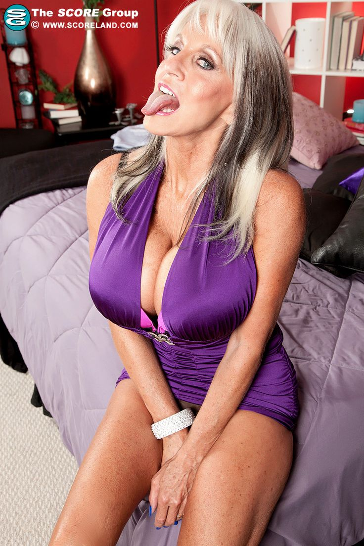 Huge Boobs Mature Sally D Angelo -