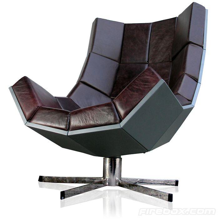 Villain Chair: Idea, Man Cave, Chairs, Suck Uk, Villainchair, Furniture, Villain Chair, Products, Design