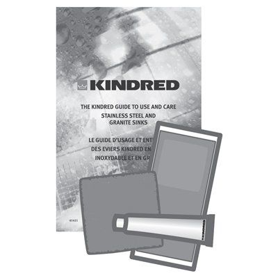 Kindred 61411 Cleaning Kit for Stainless Steel
