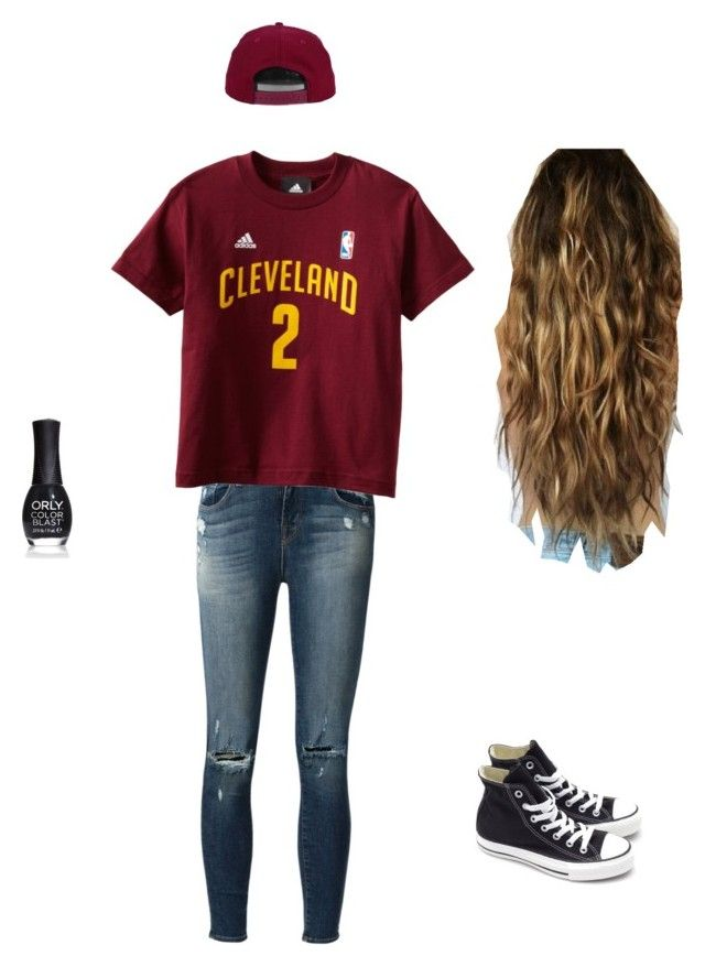 """Cleveland Cavaliers"" by macienaegle on Polyvore"