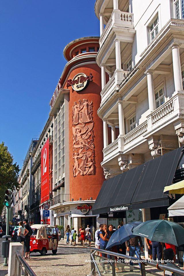 Praça dos Restauradores, Lisboa