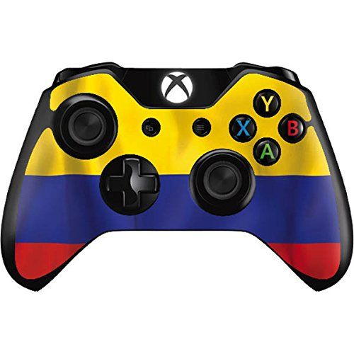 Countries of the World Xbox One Controller Skin  Colombia Flag Vinyl Decal Skin For Your Xbox One Controller >>> Continue to the product at the image link.Note:It is affiliate link to Amazon.