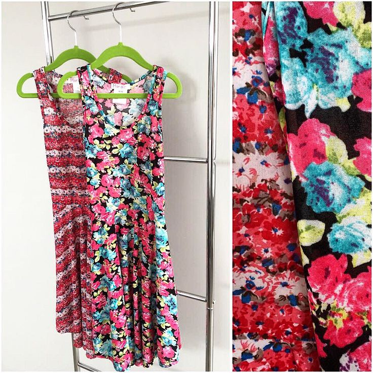 On aime ces jolies robes d'été ainsi que le prix! Seulement 9,99$