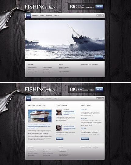 Best 25+ Fishing websites ideas on Pinterest Fishing knots, Easy - timeline website template