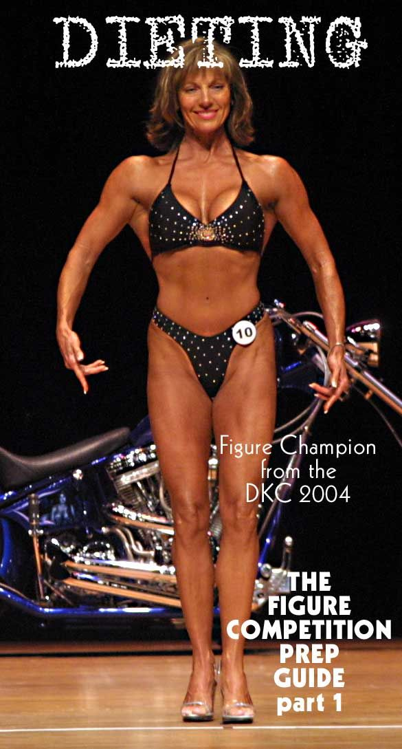 figure competition guide dieting 21 best Fabulous