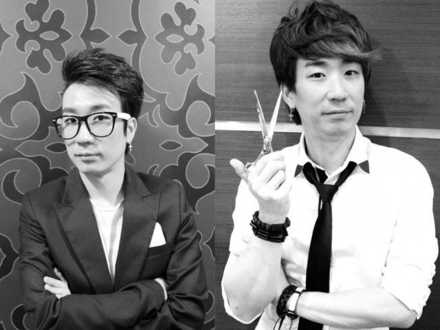 Edward Kim -- Gangnam & London Trained Celebrity Hair Stylist of  Dusol Hair Salon in Singapore.
