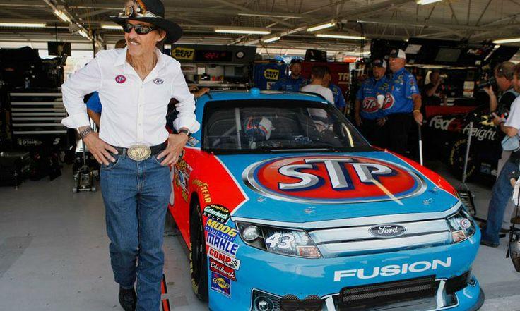 Richard petty racing stuff pinterest richard petty for Garage patrick auto meyzieu