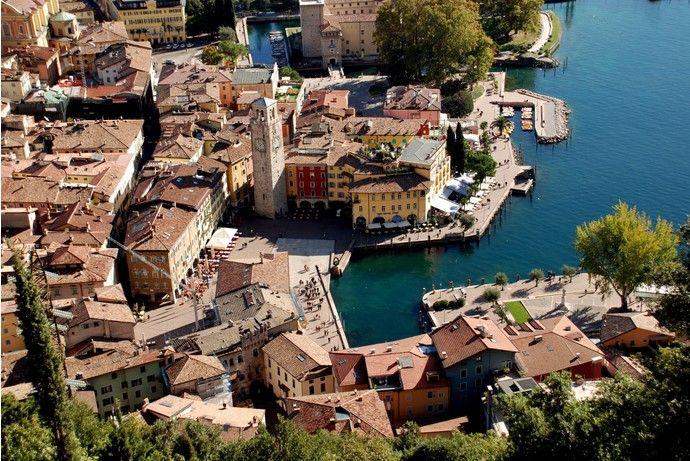 италия, гид по италии, север италии, рива дель гарда, lido palace, отели на озере гарда