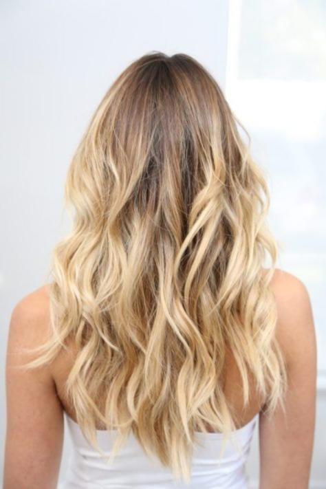 Einzigartige Haar Highlights Fur Alle Haartypen Einzigartige