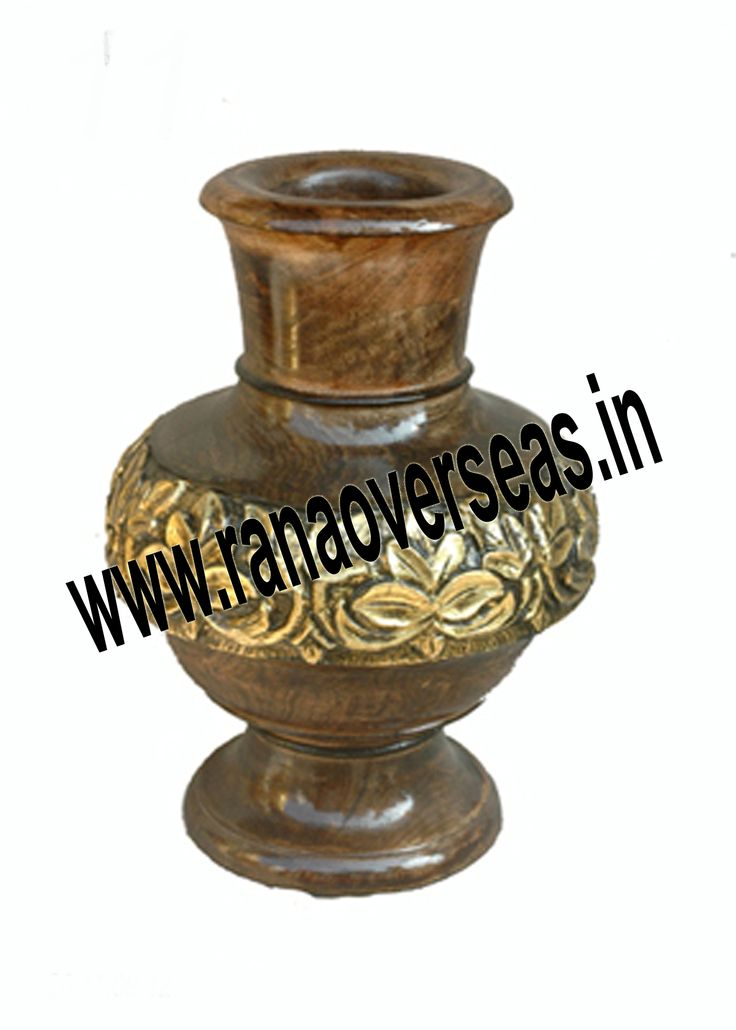 Various Sizes Are Available In These Wooden Flower Vases. Hand Work Is Also Done On Wooden Flower Pots, Wooden Vases.Our Wooden flower vases are serve as a memorable gifts for near and dear ones. They are ideally placed on writing tables, coffee tables, dining tables, center tables, Room corners, corner racks, corner tables, showcases etc. and impart a touch of style to the decor. The exotic beauty of Wooden flower vases gets multiplied by decorating them with fresh flower stems.