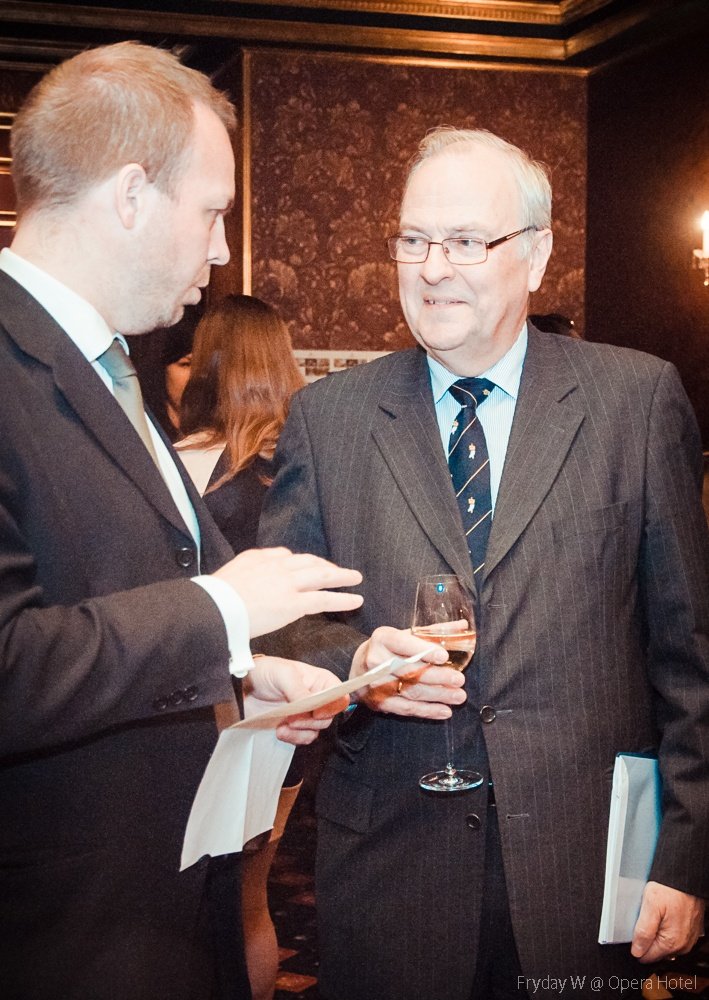 More pictures from Fryday W with the Ambassador of the Kingdom of the Netherlands to Ukraine and the Republic of Moldova, H.E. Mr Pieter Jan Wolther might be found here: http://on.fb.me/11O7jIW