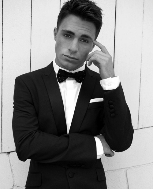 Colten Haynes. Don't know who he is but ill stare at him