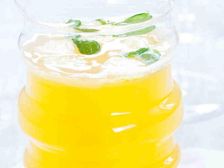 Inkivääri-sitruunamalja - Reseptit