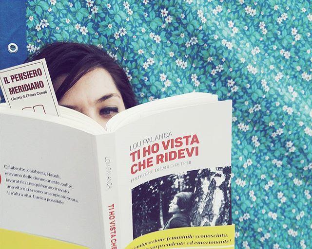 Oggi finalmente sono arrivati la #primavera a Cosenza e questo #libro tra le mie mani. Un giorno gioiglorioso come pochi, grazie a Ra e agli scaffali della libreria @pensieromeridiano