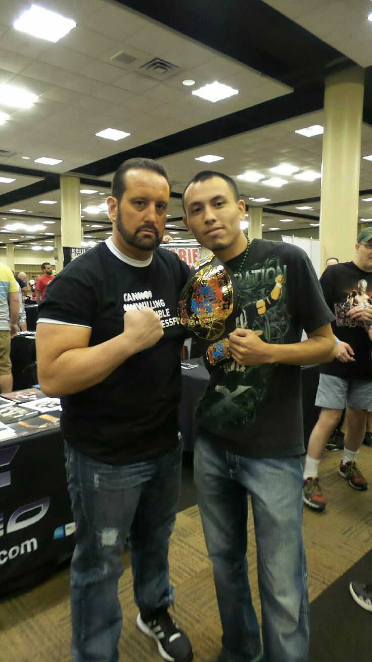 I get to meet Tommy Dreamer ECW wrestling con reunion tower Dallas TX