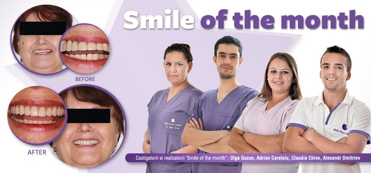 Smile of the month august 2013