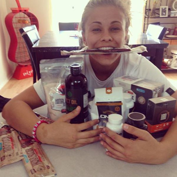 <b>Paige Vanzant</b> — PICS - Hollywood Life