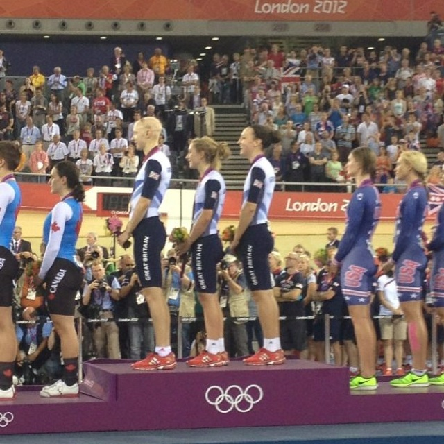 Team GB Team Pursuit wicked to watch